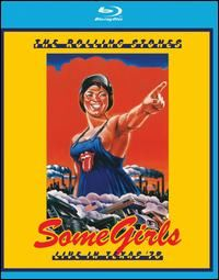 Cover The Rolling Stones - Some Girls - Live In Texas '78 [DVD]